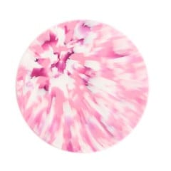 Flamingo Tie Dye Laminate Mouthguard Material 4mm/125mm - Round (10/pkg)