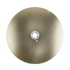 "70 Grit Diamond Wheel for Single Wheel Trimmers - 12"" Wheel"