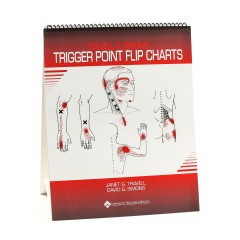Travell and Simons' Trigger Point Flip Chart