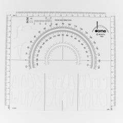Dome Anatomical Template
