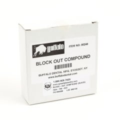 Block Out Compound - Black (1lb)