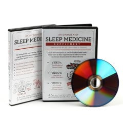 An Overview of Sleep Medicine - DVD by Dr. Jonathan A. Parker (2/Set)