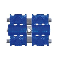 Leone POP® Expansion Screw - 8mm Blue (Universal)